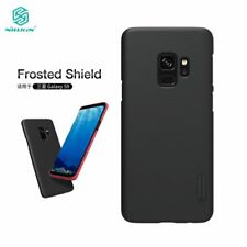 Case for Samsung Galaxy S10 S8 S9 Plus S6 S7 Edge Nillkin Frosted Back Cover