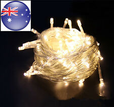 Warm White Fairy String Lights For Christmas Tree Party Wedding Xmas 50M 500LED