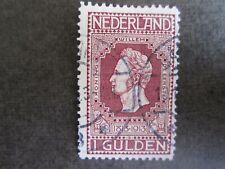 1913 Jubileum 1 gld. gestempeld CW € 25