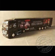 "Camion Miniature Eddy Mitchell ""Big Band""  1/87 HO"