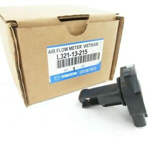 Genuine OEM Mazda L321-13-215 Mass Air Flow Sensor MAF