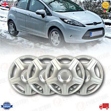 "14"" WHEEL TRIM / COVER SET FITS FORD FIESTA MK6 2009 ON (SET OF 4 PCS)"