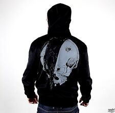 Iron Fist Militia Don't Lose Your Head Hoodie Jacket Size XL