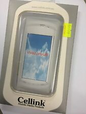 Sony Ericsson Vivaz Pro U8i Silicon Case White SCC656WH. Brand New in packaging.