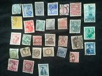 lot N°97 - 30 timbres REPUBLIK OSTERREICH
