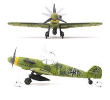 1:48 Scale Messerschmit German BF-109 Fighter Aircraft Assemble Model Kit 1PCS/6
