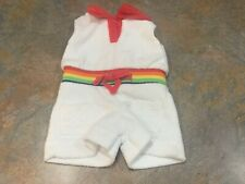 """American Girl 18"""" Doll Julie Friend Ivy Retired Rainbow Romper ONLY"""