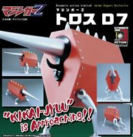 EVOLUTION TOY DYNAMITE ACTION TOROS D7 from MAZINGER Z NUOVO