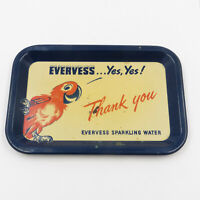 "Vintage Pepsi-Cola ""EVERVESS...YES, YES!"" Tip Tray (EG-9) by Grammes Inc."