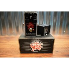 Electro-Harmonix EHX Bass Soul Food Overdrive Boost Effect Pedal