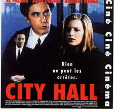 BRIDGET FONDA JOHN CUSACK -  City Hall - CD album - Promo interviews