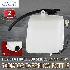 Toyota Hiace 100 Series 1989-2005 Expansion Tank Radiator Overflow Bottle