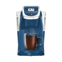 Keurig K250 Single Serve K-Cup Pod Coffee Maker (Denim Blue)
