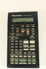 PANASONIC VSQS 0575,command center- remote control. (ref D 198)