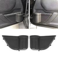 Car Armrest Storage Box Pocket Teacup Holder Fit for Jeep Wrangler JK 11-17 S6R6