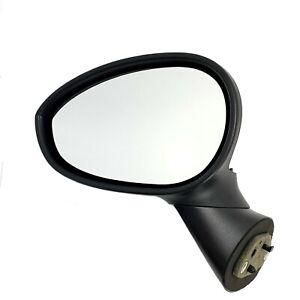 OEM Genuine Side Door Mirror 2012-2018 FIAT 500 Power Heated Driver Left Side LH