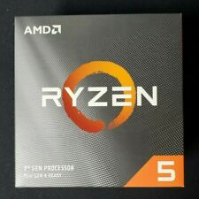 BRAND NEW AMD Ryzen 5 3600 Six-Core 3.6 GHz Desktop Processor