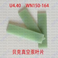 3pcs 900585 00003 for BECKER Vacuum pump vane U4.40 WN150-164 #A81I LW