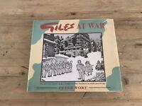 Giles at War by Peter Tory (Hardback, 1994)