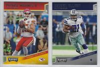 2018 Panini Playoff Football Veterans Stars #1-200 COMPLETE YOUR SET You Pick!