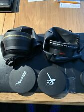 HD Wide Angle And Telephoto Lenses For Sony HD Handycam Video Cameras 72mm