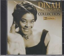 """Dinah Washington """"Collection"""" NEW & SEALED CD - 25 Tracks 1st Class Post From UK"""