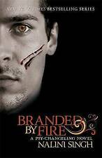 Branded by Fire (Psy Changeling)-ExLibrary
