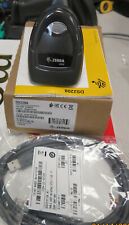 New Zebra Motorola Symbol Barcode Scanner DS2208 -SR00007ZZWW with USB Cable