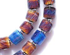 FRISKEY handmade Lampwork Glass Beads, WINDSWEPT !!!