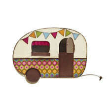 Miniature Dollhouse FAIRY GARDEN - Camper - Accessories