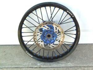 OUDIMO 36 Pcs Stainless Steel Spokes And Nipples 18 Rear Wheel Spokes For YAMAHA YZ YZF WRF YZFX 125 250 450 18 Rear Wheel Spokes