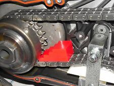RED Harley Davidson fits All Primary Drive HD Locking Tool Lock Hub Nut