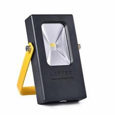 New listing Loftek 15W 6000K Work Light Portable Cordless Floodlight for Outdoor Camping .