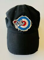 Rare 2015 The Who Hits 50 Official Tour Hat