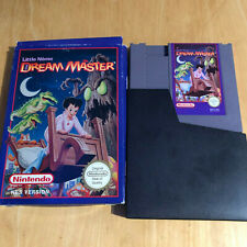 Nintendo NES Boxed Game - Little Nemo The Dream Master - NES-LN-UKV
