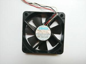 1Pcs NMB 2406GL-05W-B39 24V 0.10A 6CM 6015 Inverter Cooling Fan 3-wire