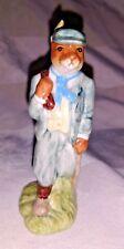 ROYAL ALBERT Figurine Wind in the Willows WEASEL GAMEKEEPER 1988
