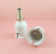E14 to B22 Socket Base LED Halogen CFL Light Bulb Lamp Adapter Converter Holder