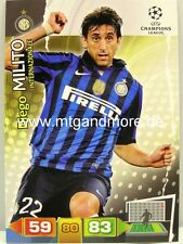 ADRENALYN XL CHAMPIONS LEAGUE 11/12 - DIEGO MILITO