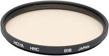 Hoya 82mm 81B HMC Multi-Coated Warming Glass Filter. U.S Authorized Dealer