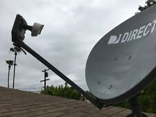 DirectTV Satellite Dish.