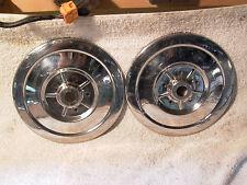 BMW R50/5 Motorcycle stainless steel Wheel HUB CAP bearing Cover set R50/5 R75/5