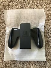 NEW Black Genuine Official Nintendo Switch Joy-Con Controller Comfort Grip ONLY!
