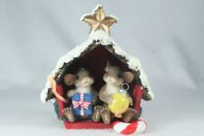 Charming Tails 'Friend Filled Christmas Barn' Signature Series #98/344 New In Bx