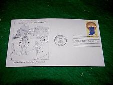 Vintage Stamp 1966 Washington DC Indiana Sesquicentennial First Day of Issue
