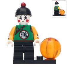 Chiaotzu - Dragon Ball Z Lego Moc Minifigure Gift For Kids New & Sealed
