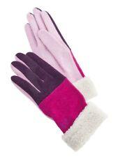 Brigitte von Boch - Morningside Handschuhe pink/lila
