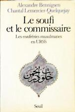 LE SOUFI ET LE COMMISSAIRE - ED DU SEUIL 1986