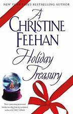 Holiday Treasury by Christine Feehan (2006, Hardcover) BCE  Drake Sisters