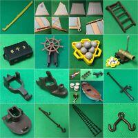 Playmobil Zubehör Ersatzteile für Marineschoner 3740 3055 6348  # PM 35